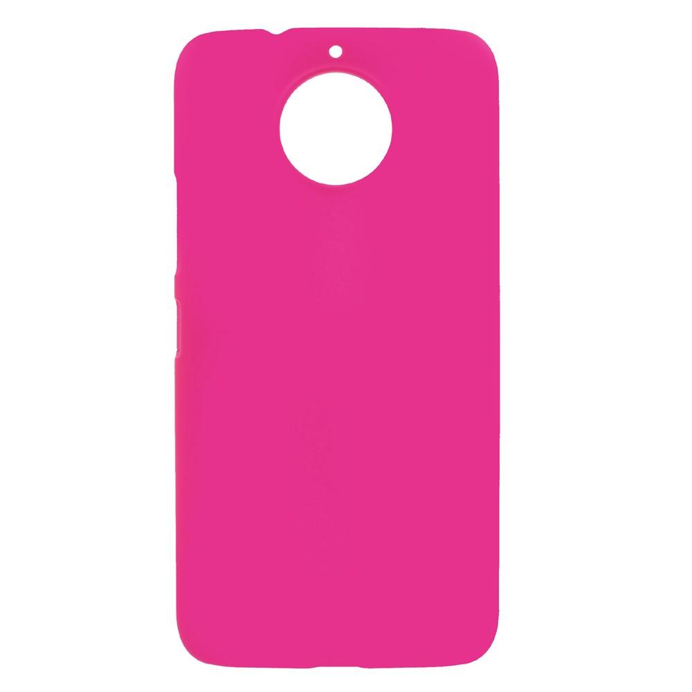 Image of Motorola Moto G5S inCover Plastik Cover - Pink