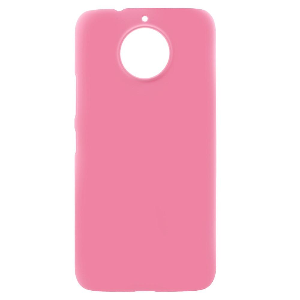 Image of Motorola Moto G5S inCover Plastik Cover - Lyserød