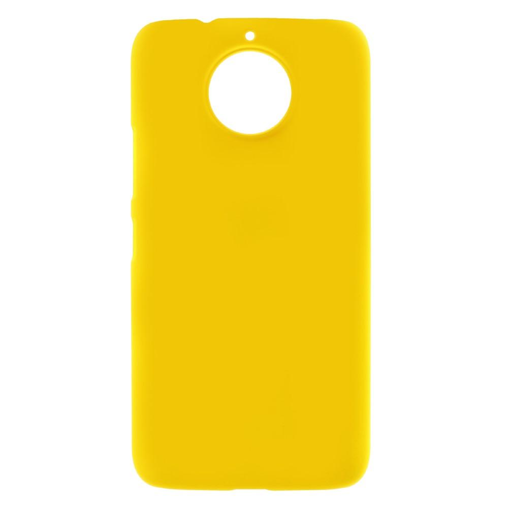 Image of Motorola Moto G5S inCover Plastik Cover - Gul