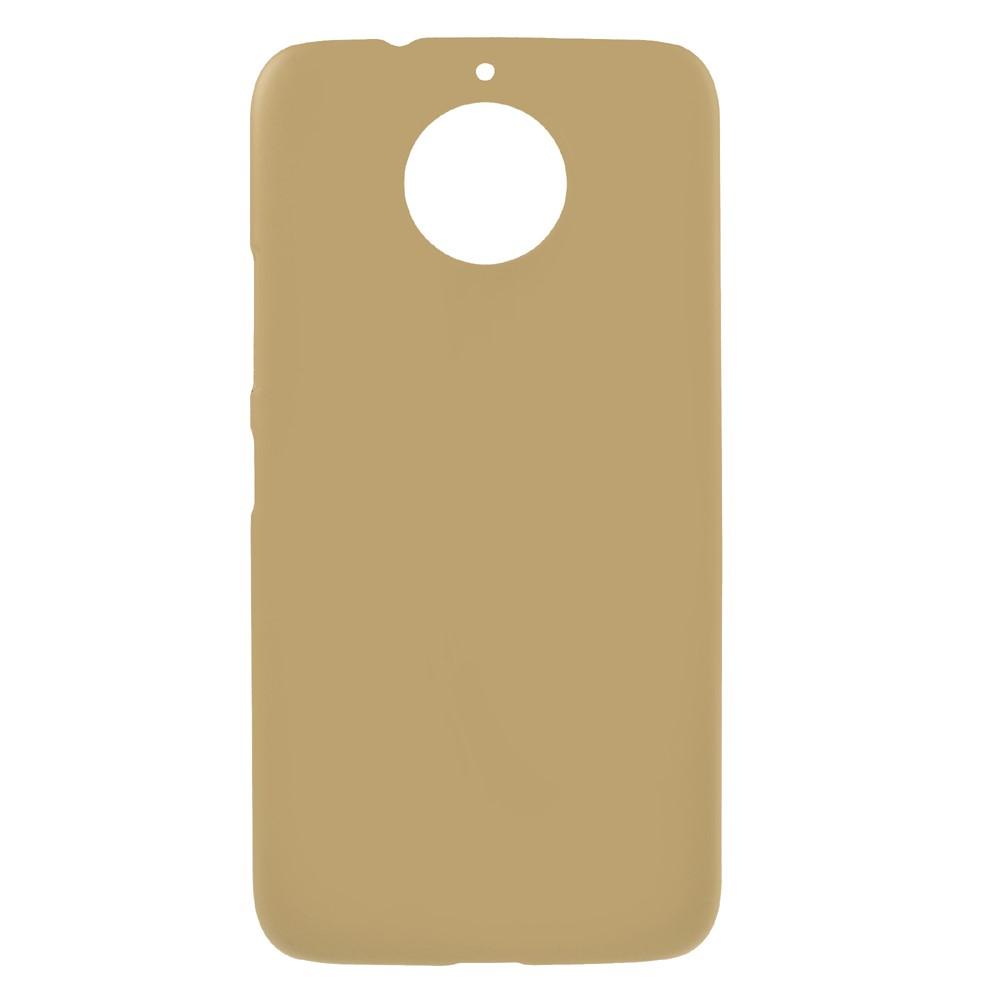 Image of Motorola Moto G5S inCover Plastik Cover - Guld