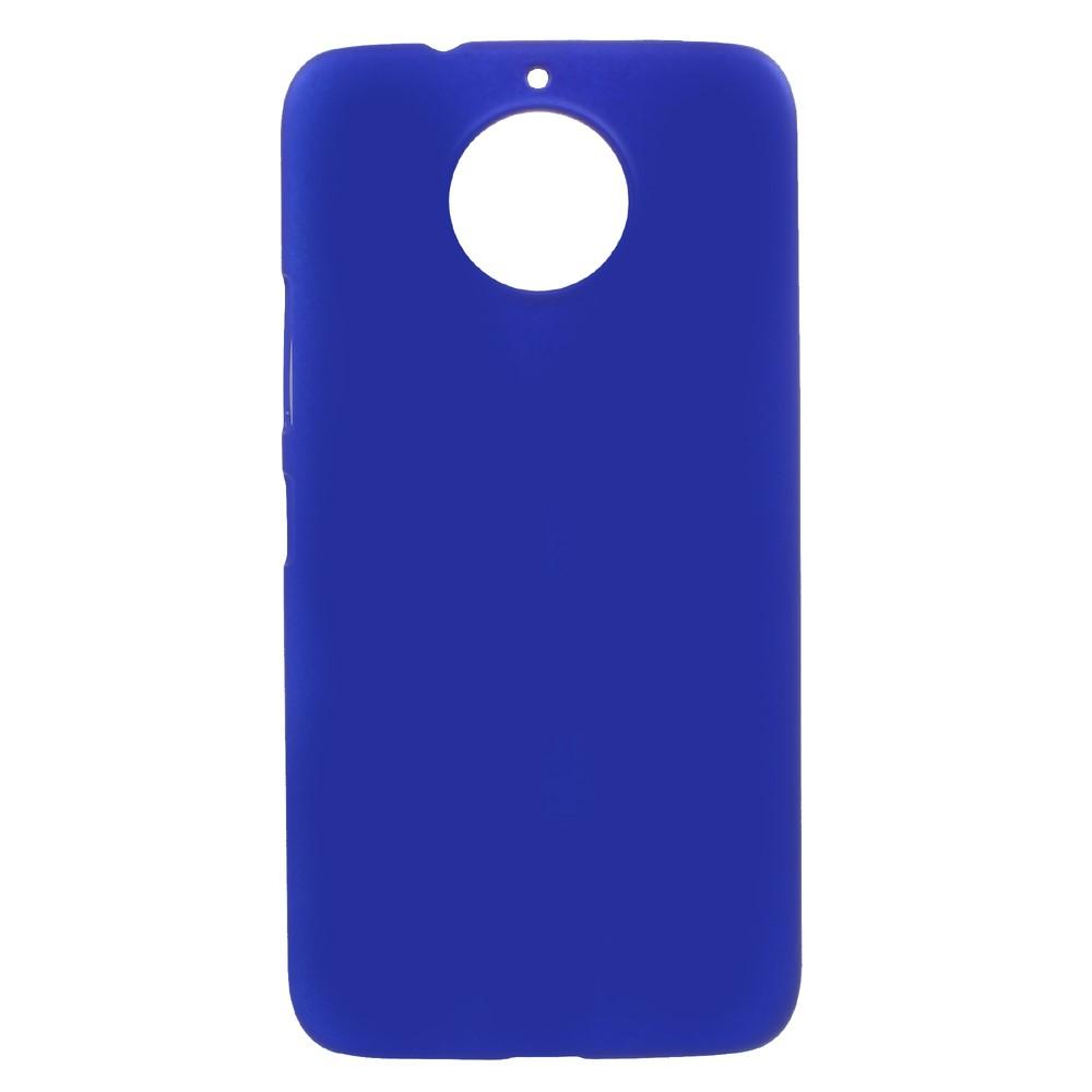 Image of Motorola Moto G5S inCover Plastik Cover - Mørk Blå