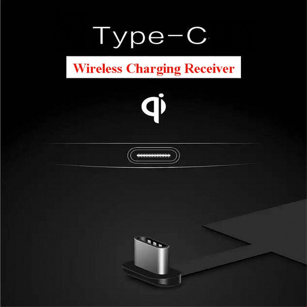 Image of USB-C Universal Trådløs QI Modtager