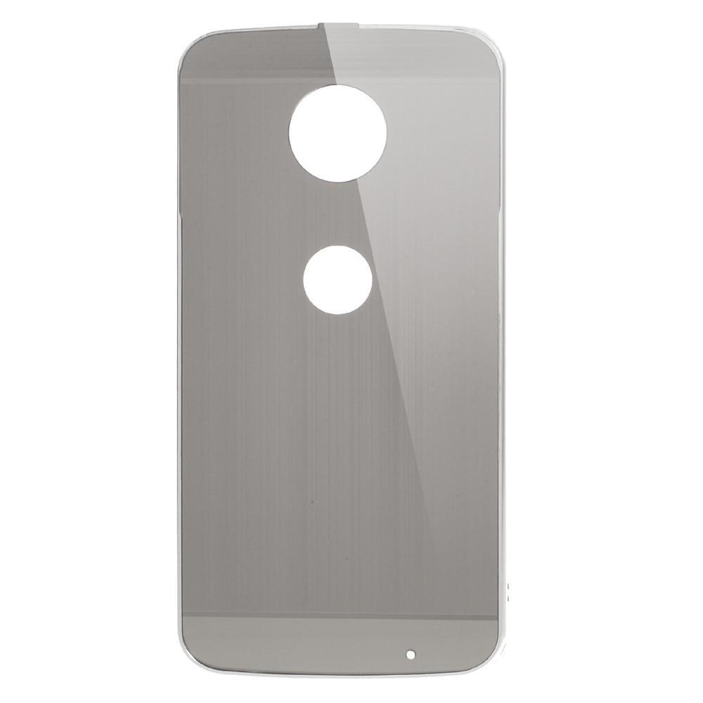 Image of Motorola Moto Z Play InCover Metal Cover - Sølv