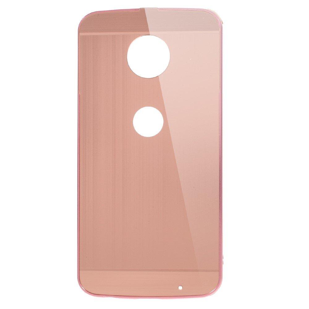 Image of Motorola Moto Z Play InCover Metal Cover - Rosa