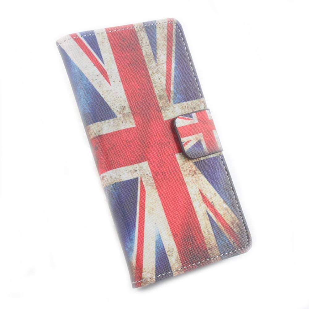 Billede af Google Pixel XL PU læder FlipCover m. Kortholder - UK Flag
