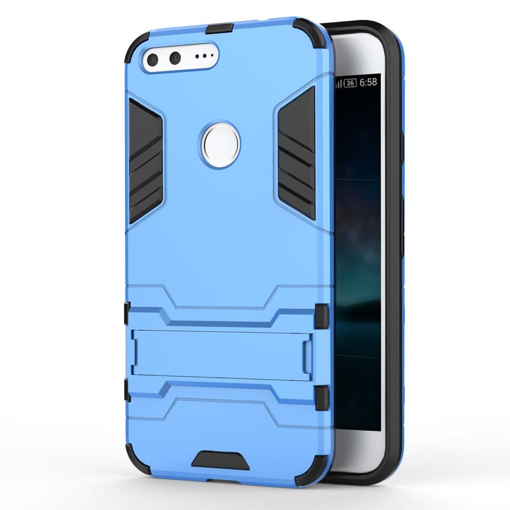 Billede af Google Pixel XL InCover TPU Hybrid Cover - Lys blå