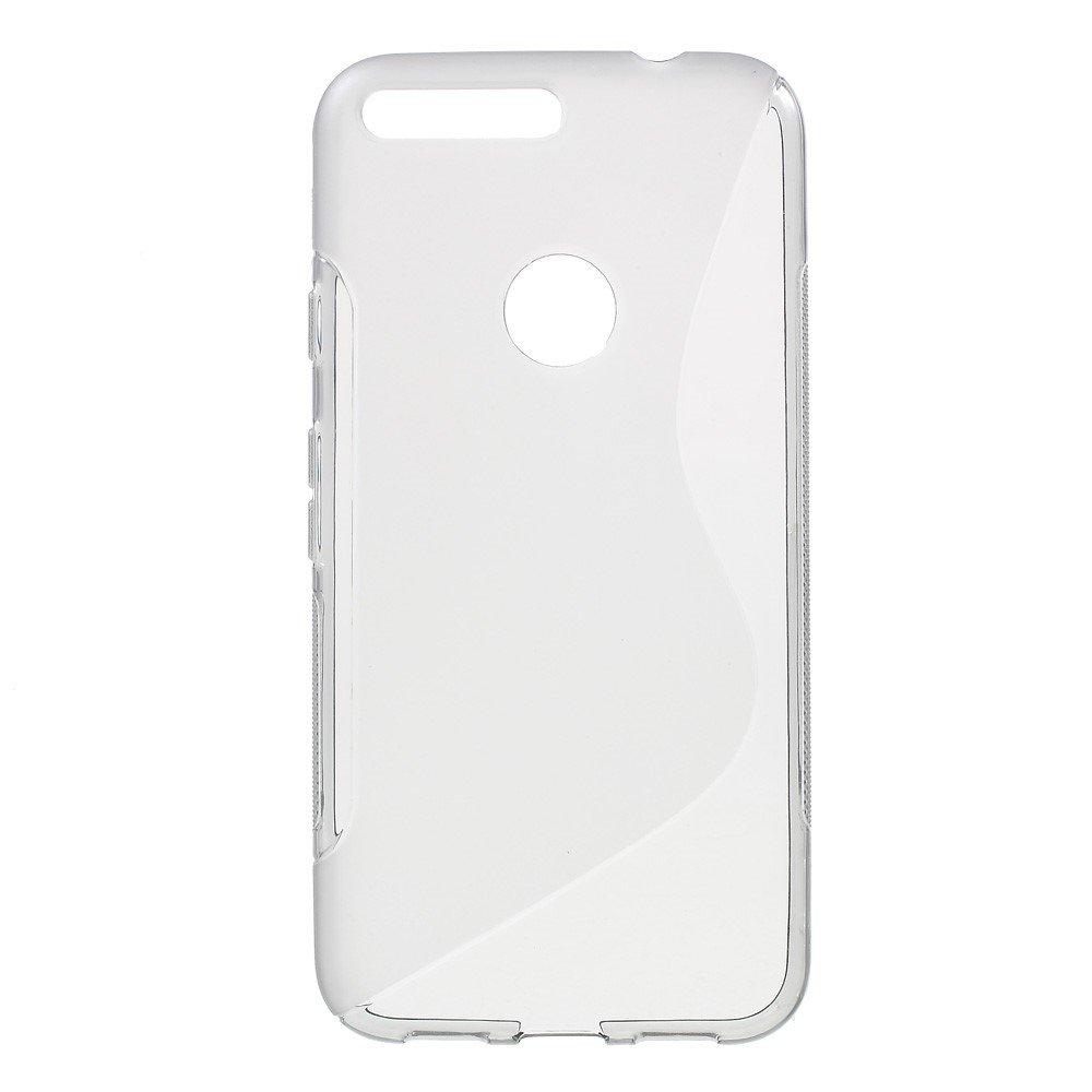 Billede af Google Pixel XL InCover TPU S-shape Cover - Grå