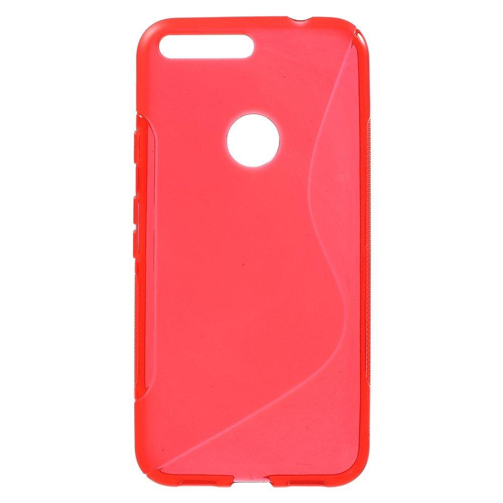 Billede af Google Pixel XL InCover TPU S-shape Cover - Rød