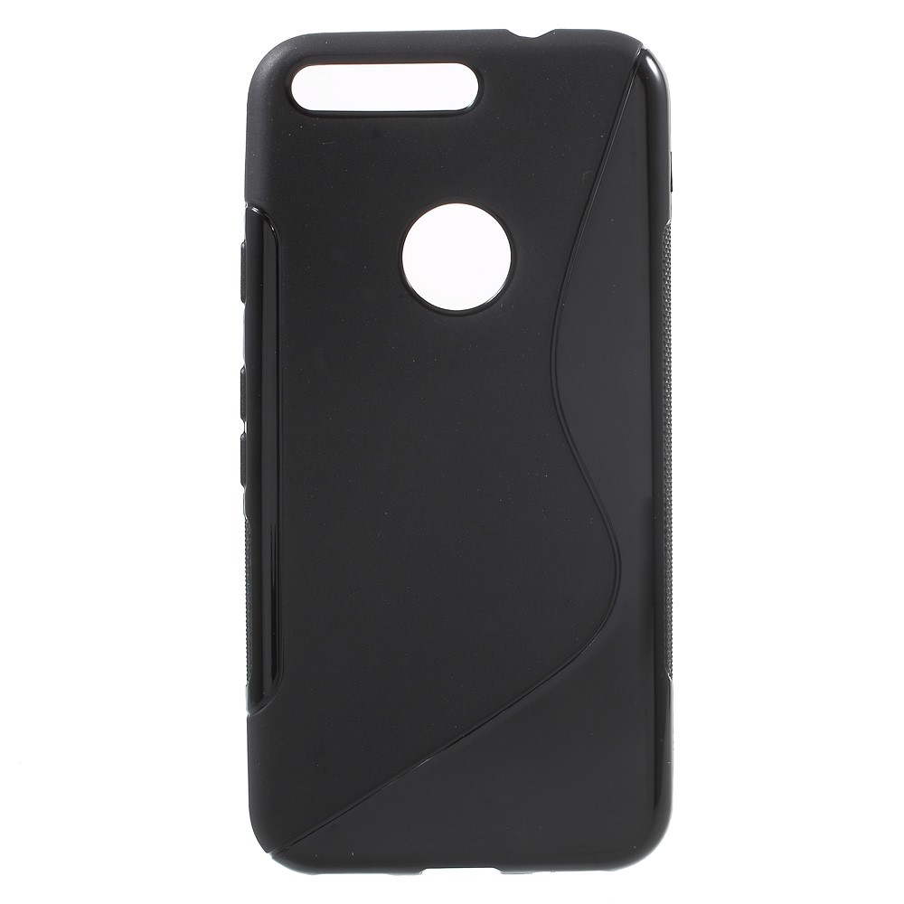 Image of Google Pixel InCover TPU S-shape Cover - Sort