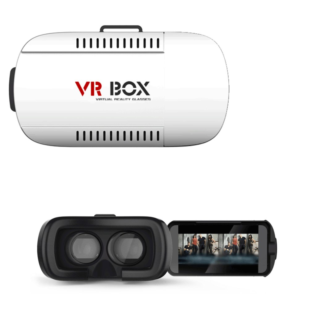 Image of 3D Virtual Reality Briller - VR Box