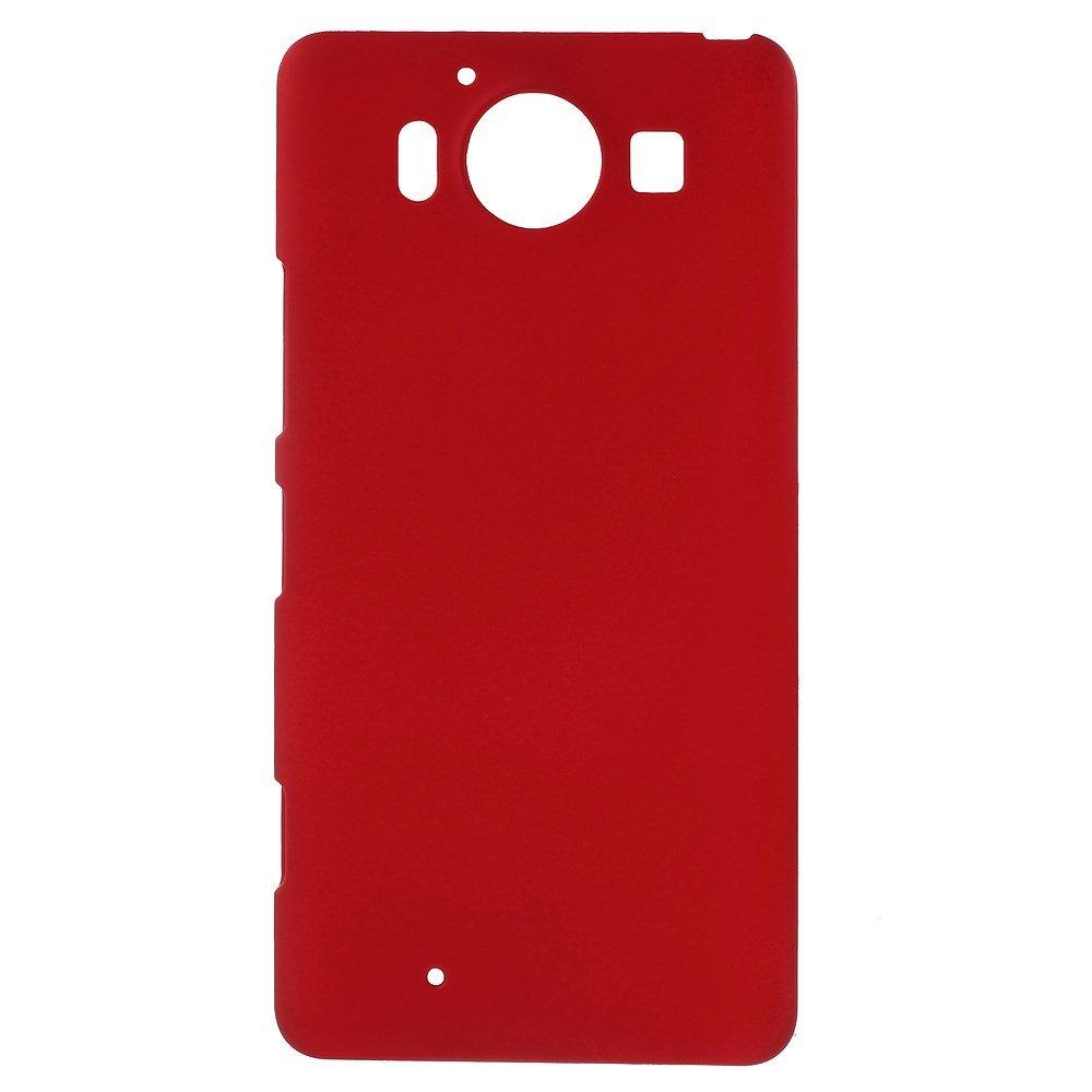 Billede af Microsoft Lumia 950 inCover Plastik Cover - Rød