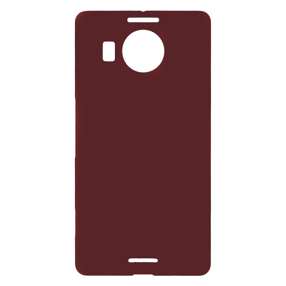 Image of Microsoft Lumia 950 XL inCover Plastik Cover - Rød