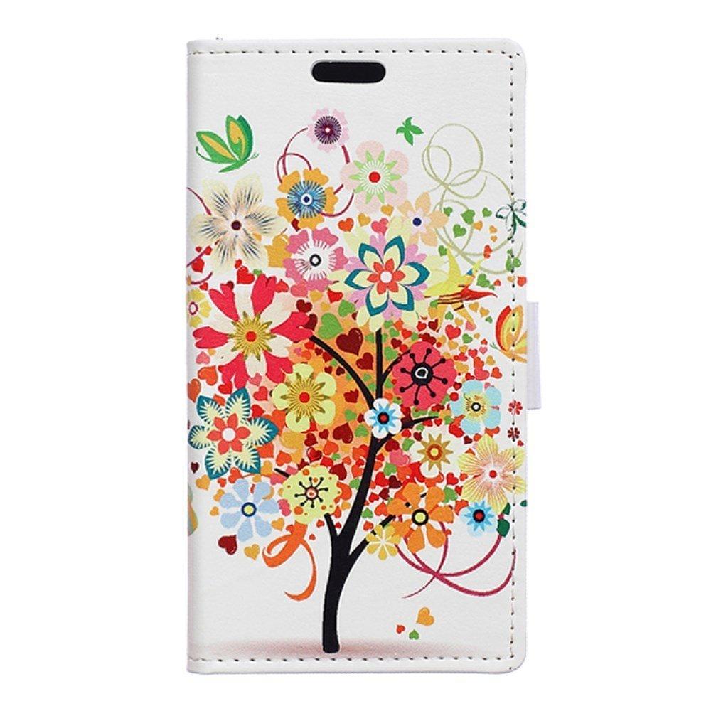 Image of Microsoft Lumia 950 inCover Flip Cover m. Stand - Autumn Tree