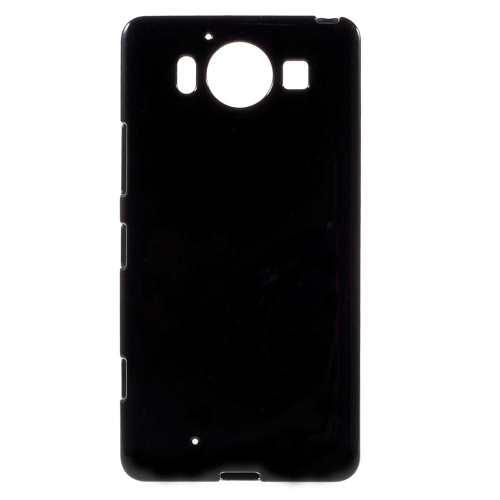 Billede af Microsoft Lumia 950 inCover TPU Cover - Sort