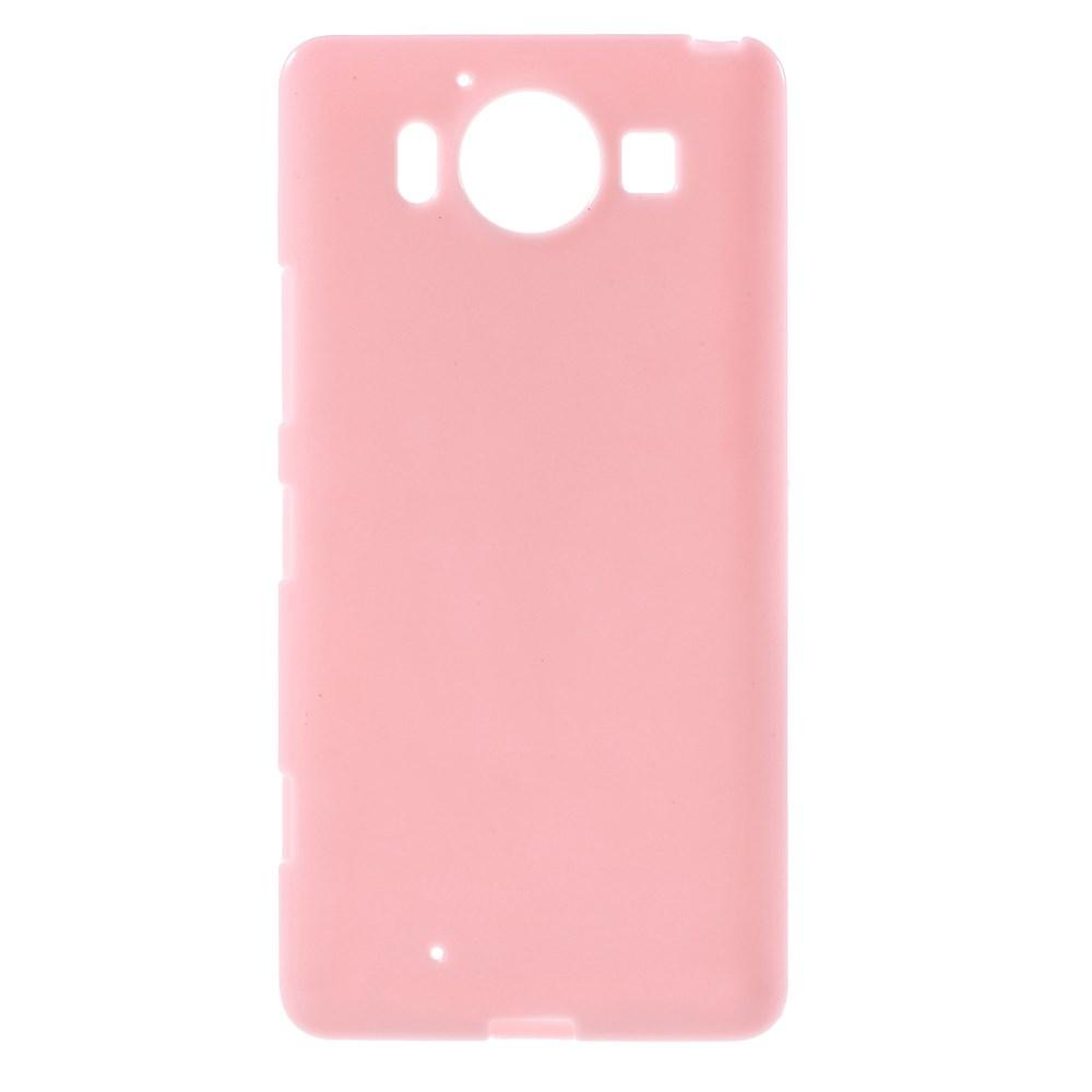 Billede af Microsoft Lumia 950 inCover TPU Cover - Lyserød