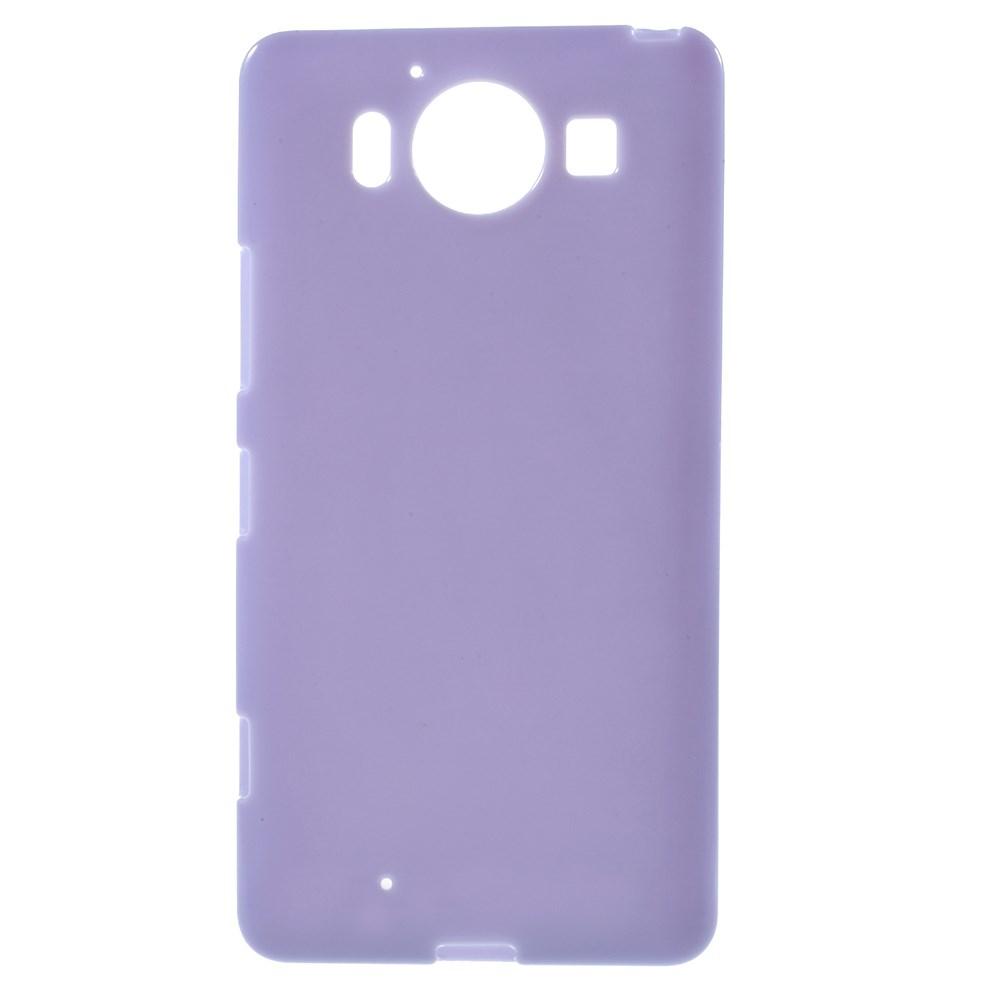 Billede af Microsoft Lumia 950 inCover TPU Cover - Lilla