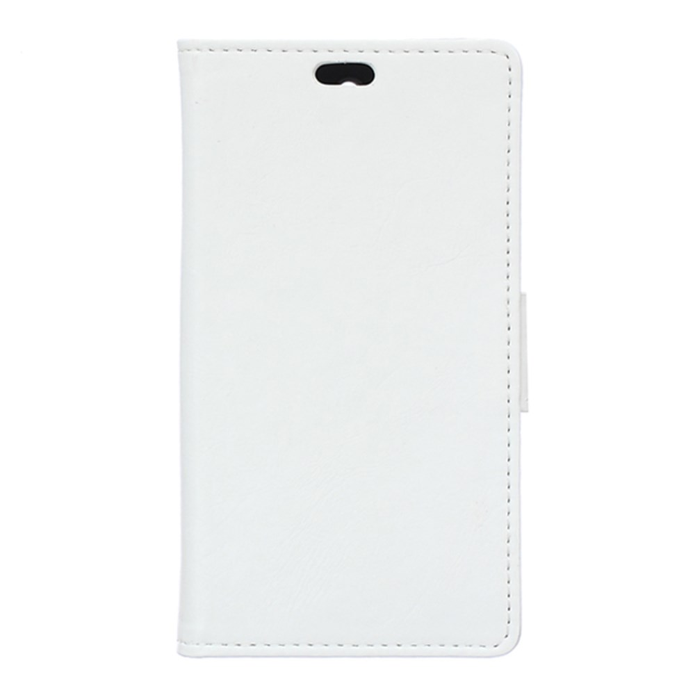 Image of Microsoft Lumia 550 Smart Flip Cover m. Pung - Hvid
