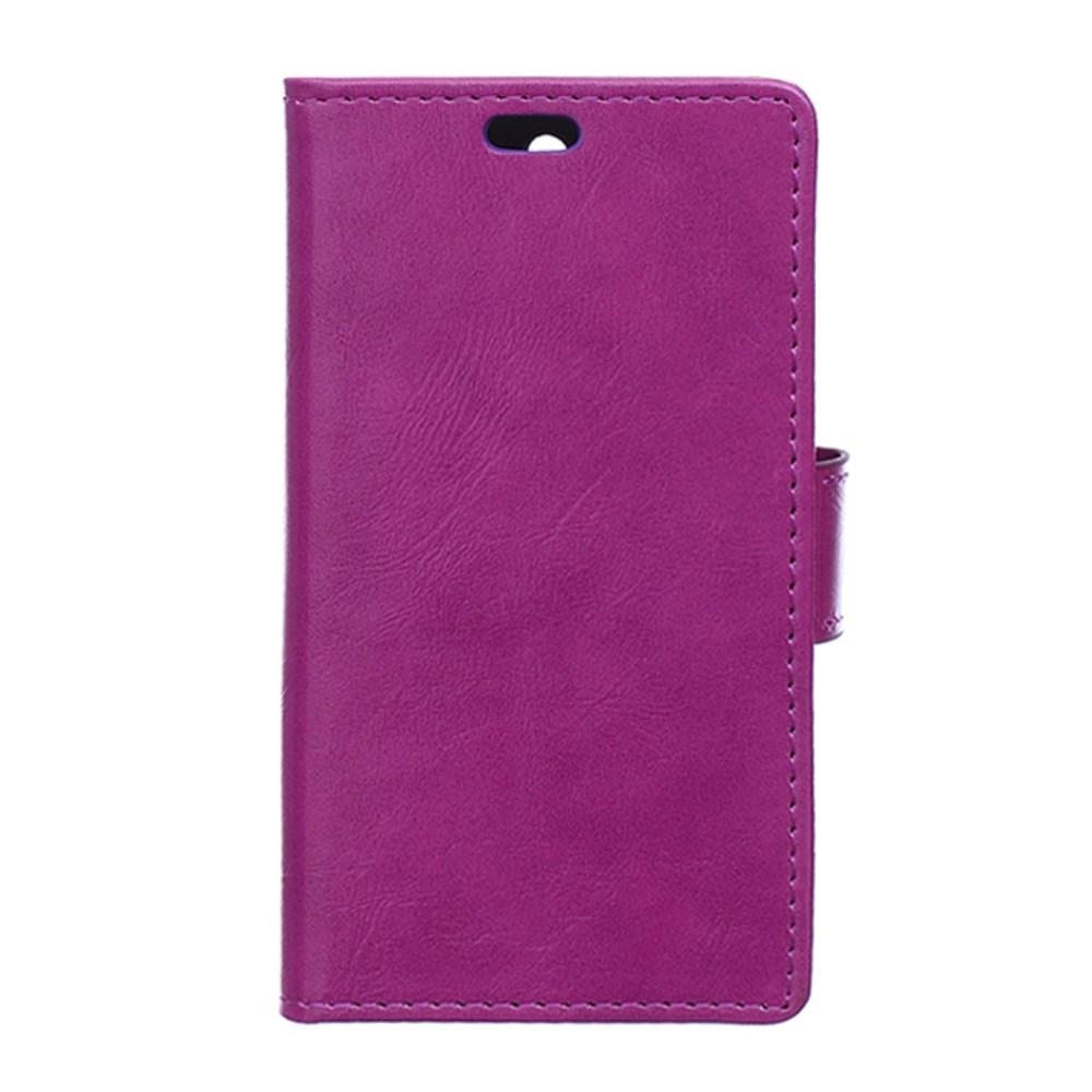 Image of Microsoft Lumia 550 Smart Flip Cover m. Pung - Lilla