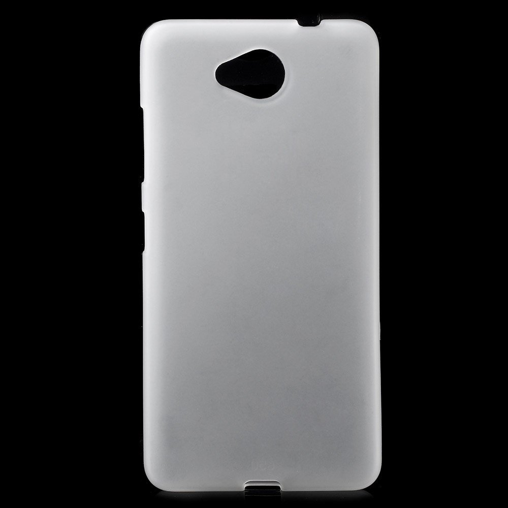 Image of Microsoft Lumia 650 Incover TPU Cover - Hvid