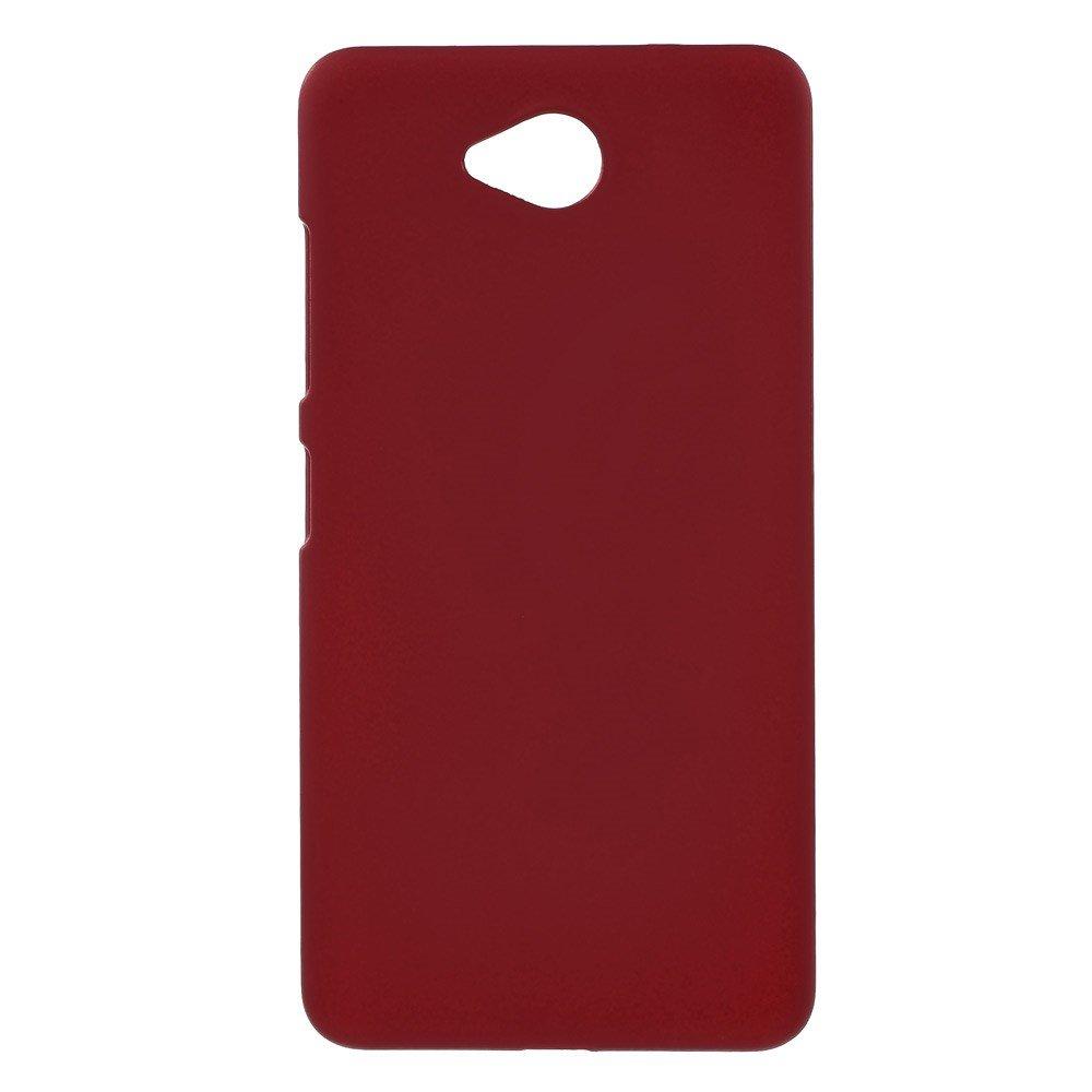 Image of Microsoft Lumia 650 inCover Plastik Cover - Rød