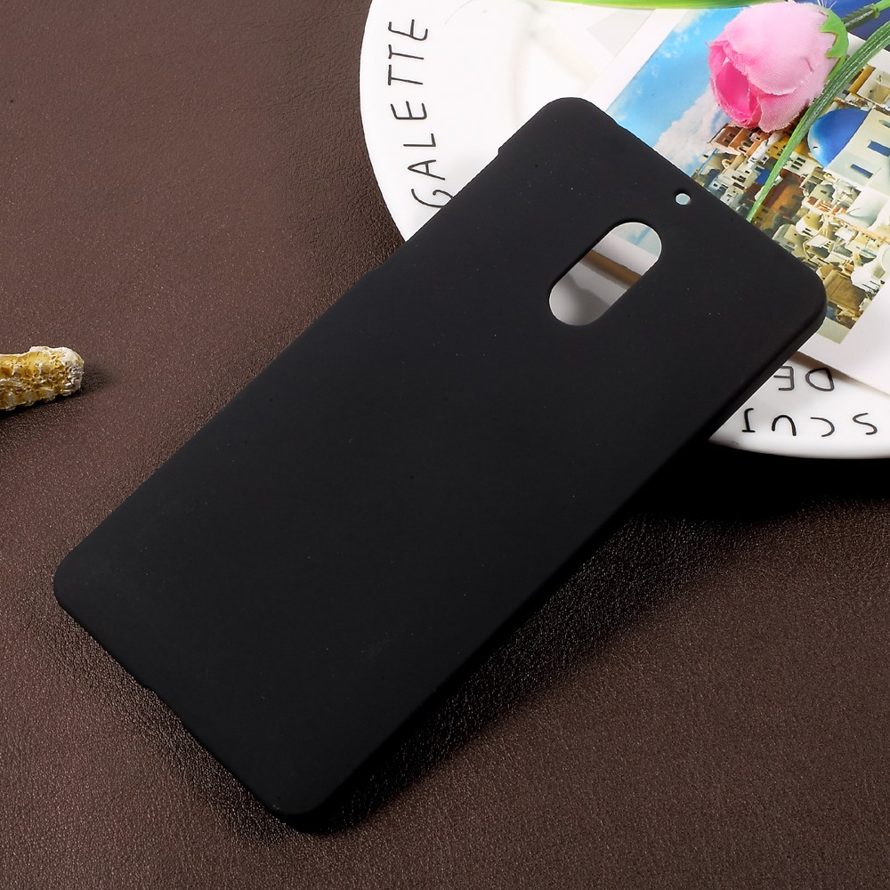 Image of Nokia 6 InCover Plastik Cover - Sort