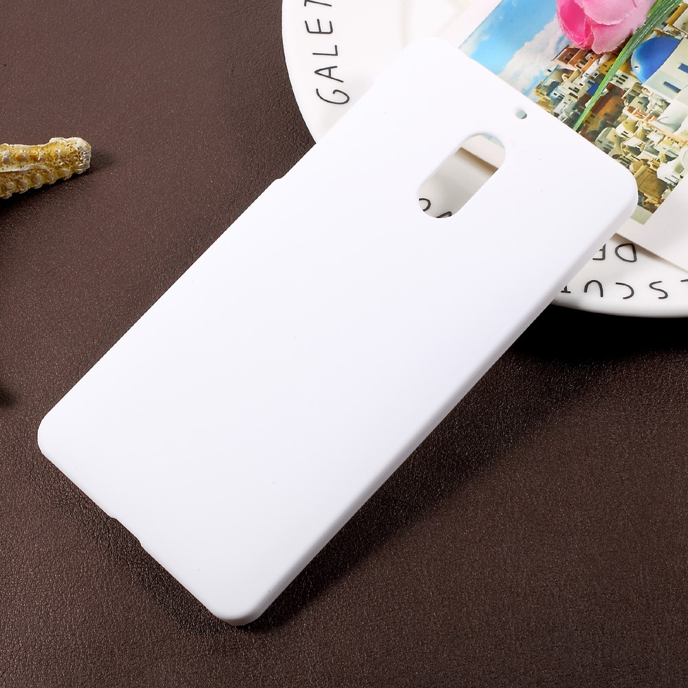 Image of Nokia 6 InCover Plastik Cover - Hvid