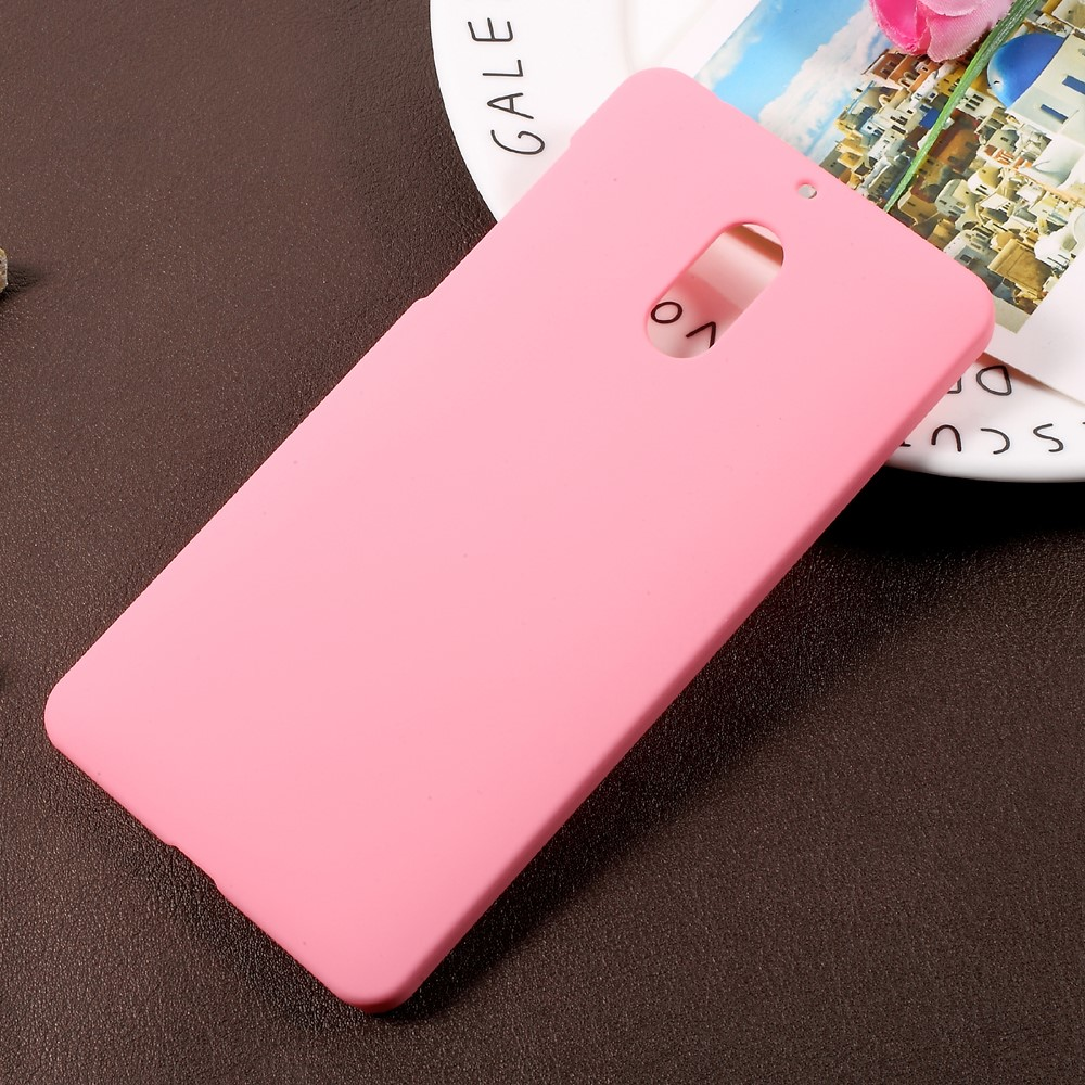 Image of Nokia 6 InCover Plastik Cover - Pink