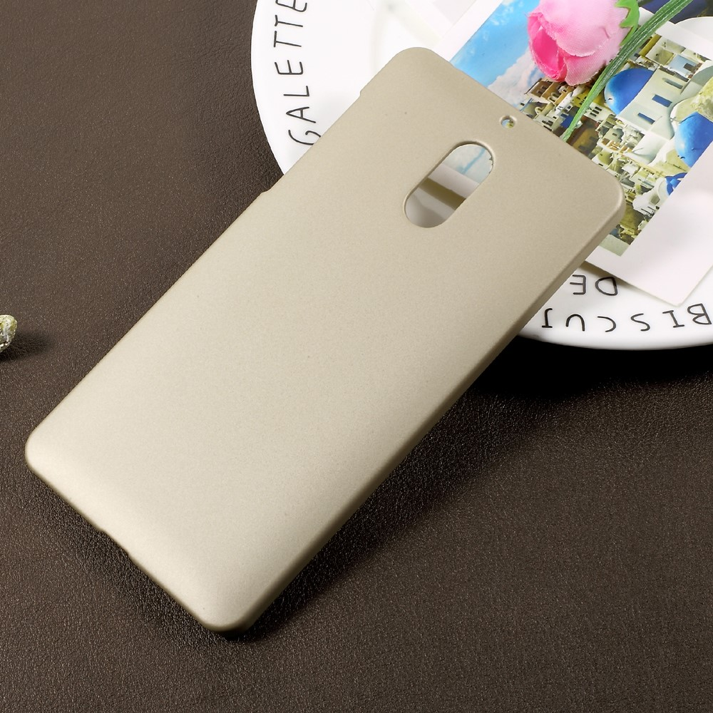 Image of Nokia 6 InCover Plastik Cover - Guld