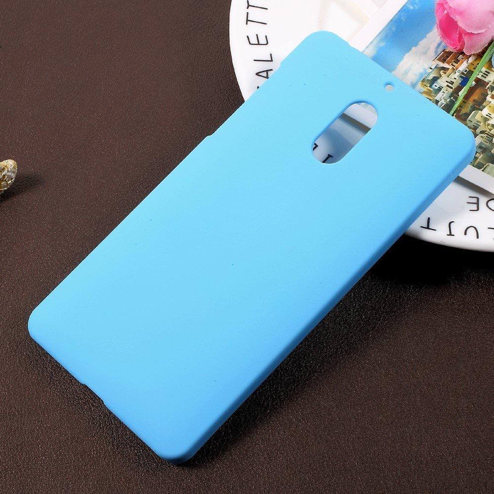 Image of Nokia 6 InCover Plastik Cover - Lys blå