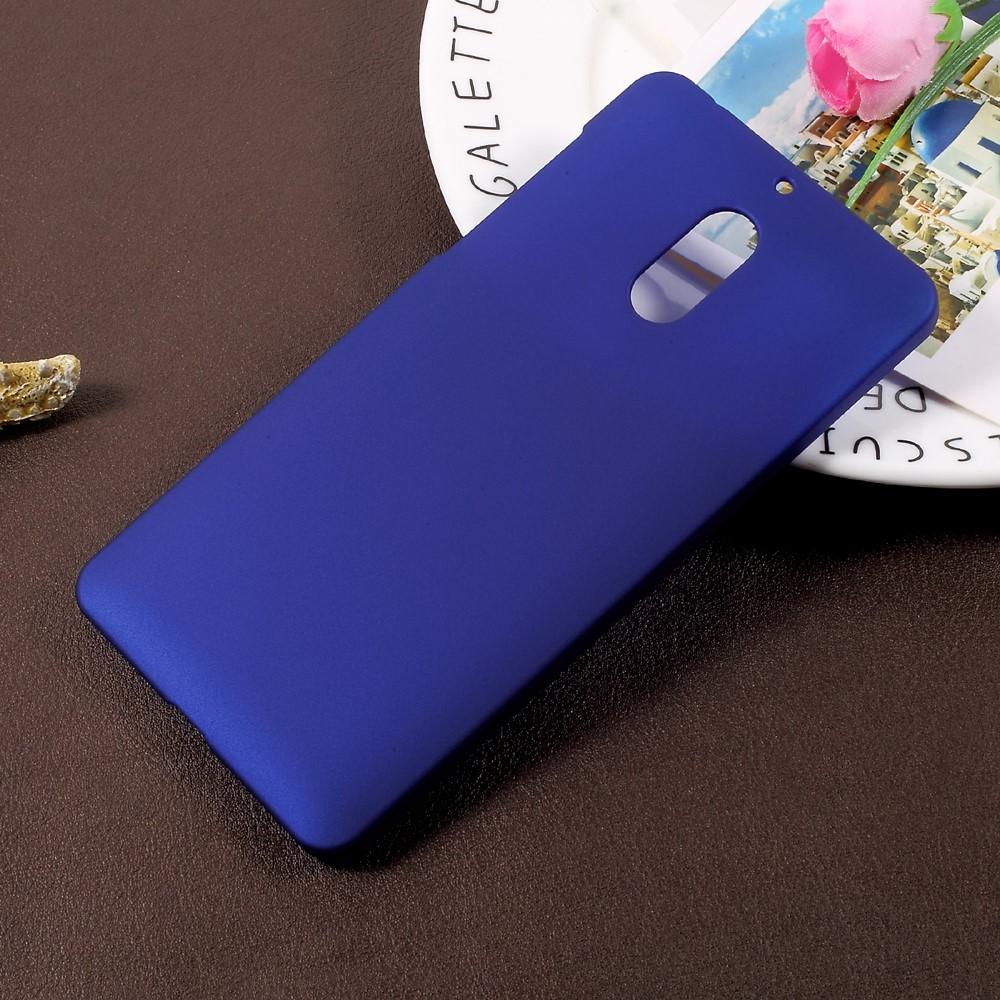 Image of Nokia 6 InCover Plastik Cover - Mørk blå