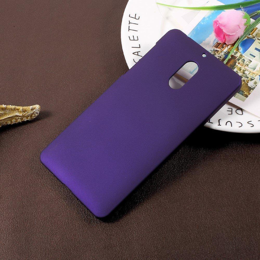 Image of Nokia 6 InCover Plastik Cover - Lilla