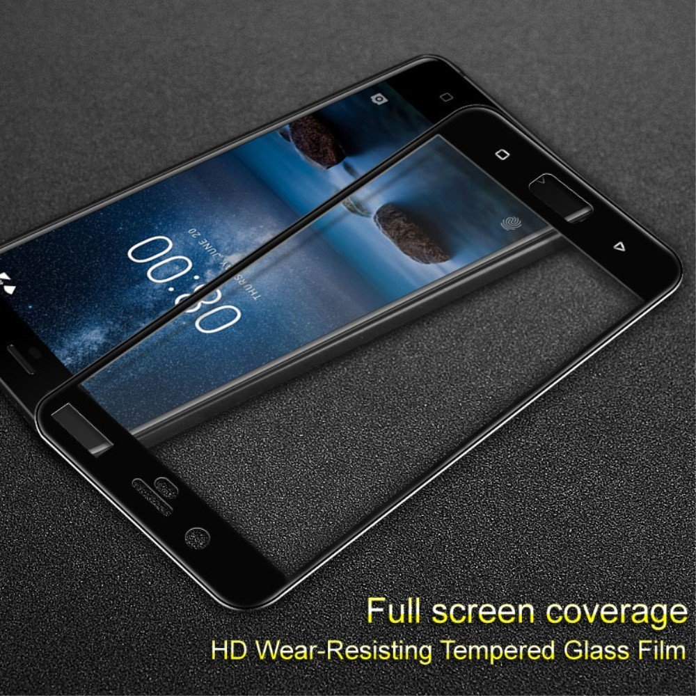 Nokia 8 Skærmbeskyttelse