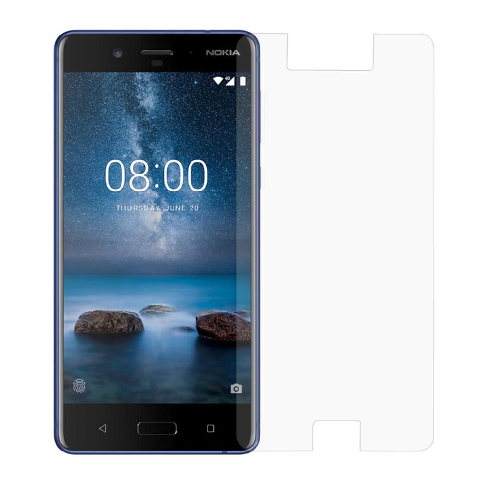 Image of Nokia 8 PanserPro Hærdet Glas Skærmbeskyttelse
