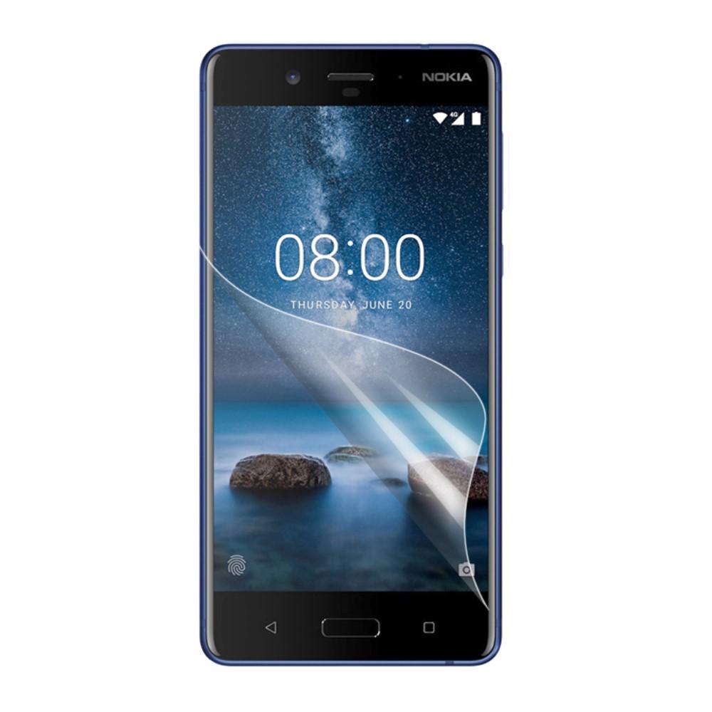 Image of Nokia 8 Yourmate Skærmbeskyttelse (afgrænset)
