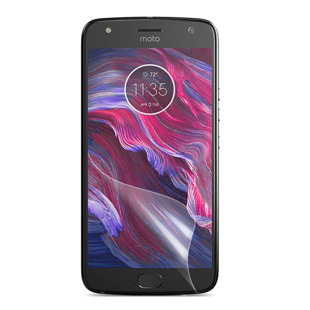 Image of Motorola Moto X4 Yourmate Skærmbeskyttelse (afgrænset)