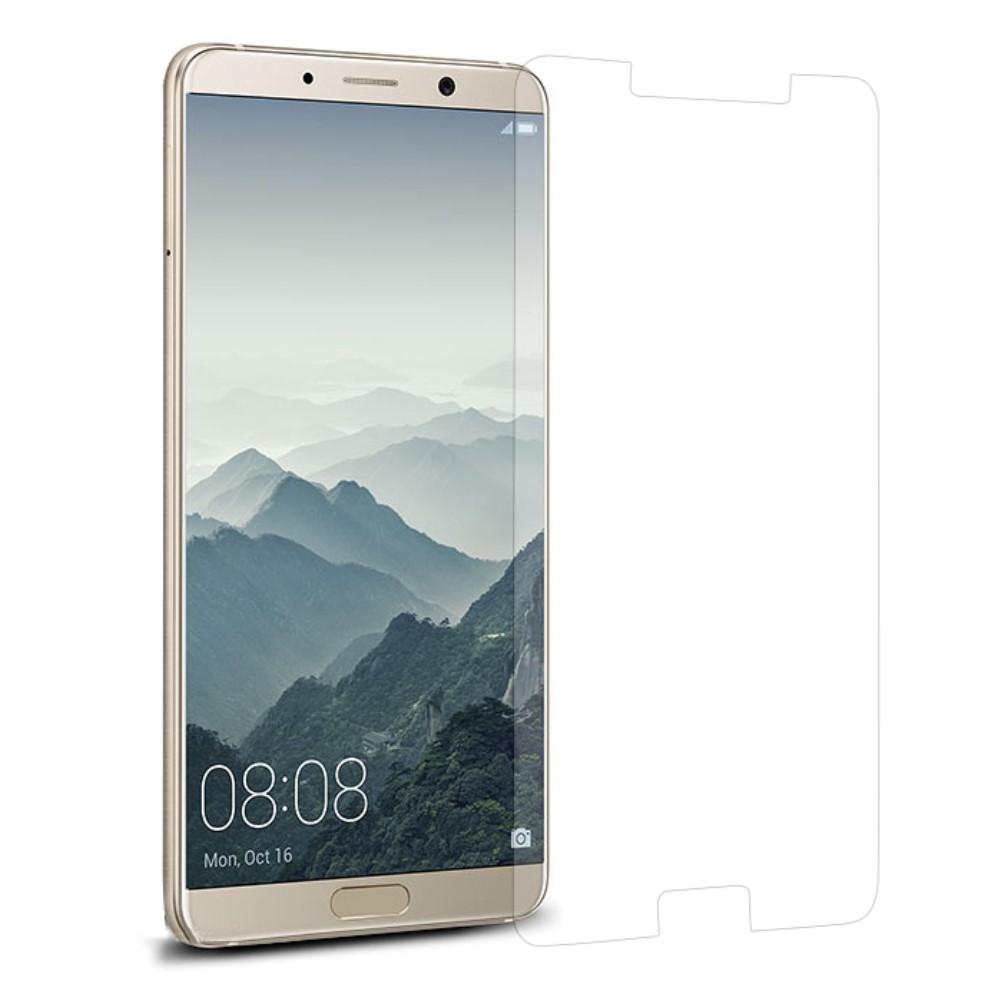 Image of Huawei Mate 10 Pro PanserPro Hærdet Glas Skærmbeskyttelse (afgrænset)