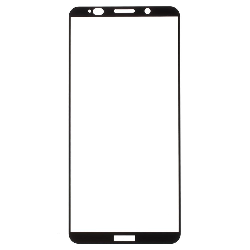 Image of Huawei Mate 10 Pro PanserPro Full-Size Hærdet Glas - Sort