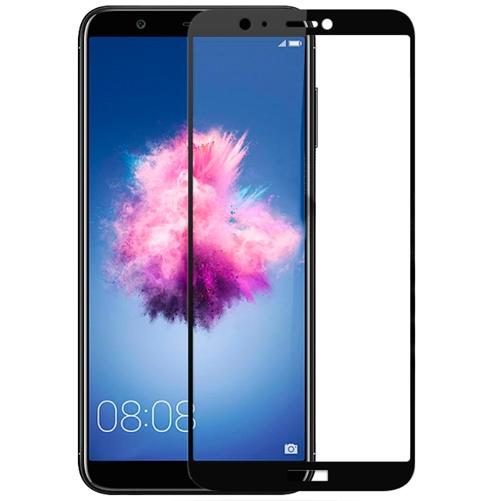 Image of Huawei P Smart MOCOLO Hærdet Glas Skærmbeskyttelse (Full-size) - Sort