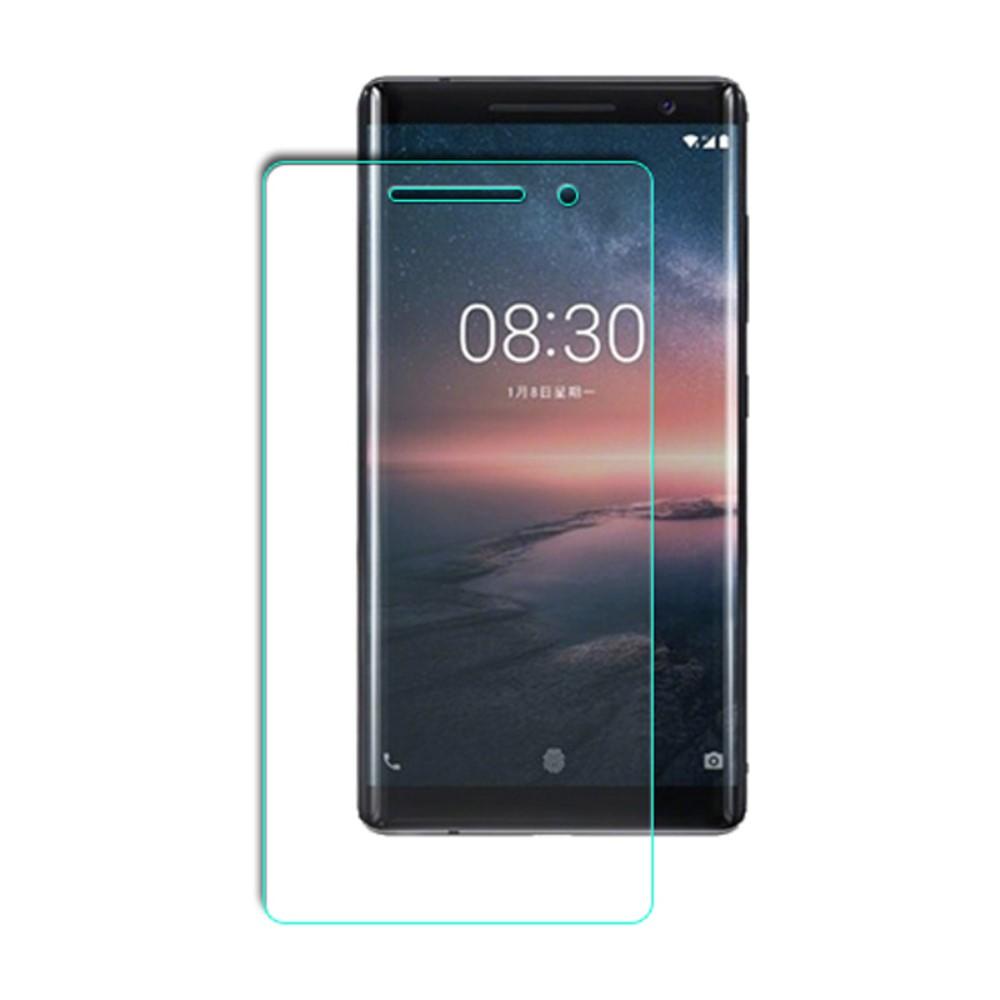 Image of Nokia 8 Sirocco PanserPro Hærdet glas Skærmbeskyttelse (Afgrænset)