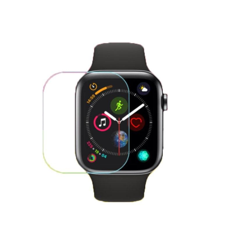 Image of   Apple Watch Beskyttelsesfilm Series 4 (40mm) - Full-Fit Skærmbeskyttelse