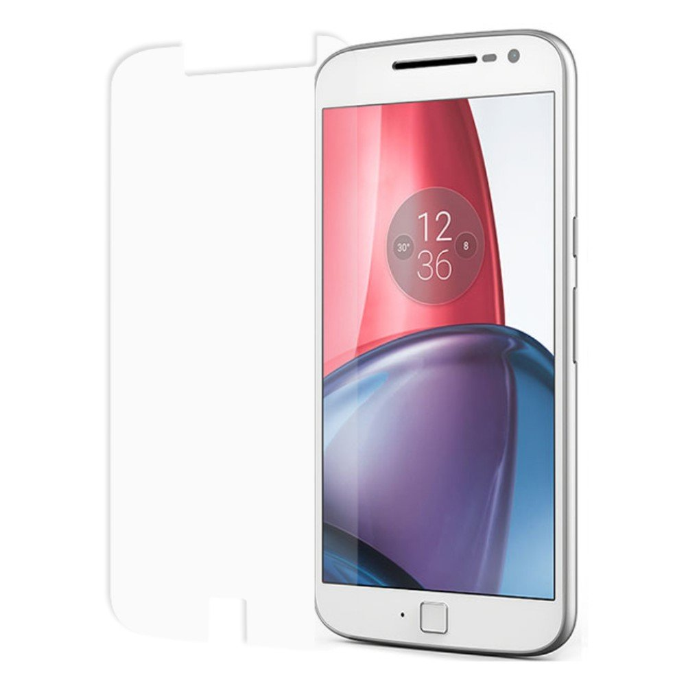 Image of Motorola Moto G4 Plus PanserPro Hærdet Glas Skærmbeskyttelse (Full size)