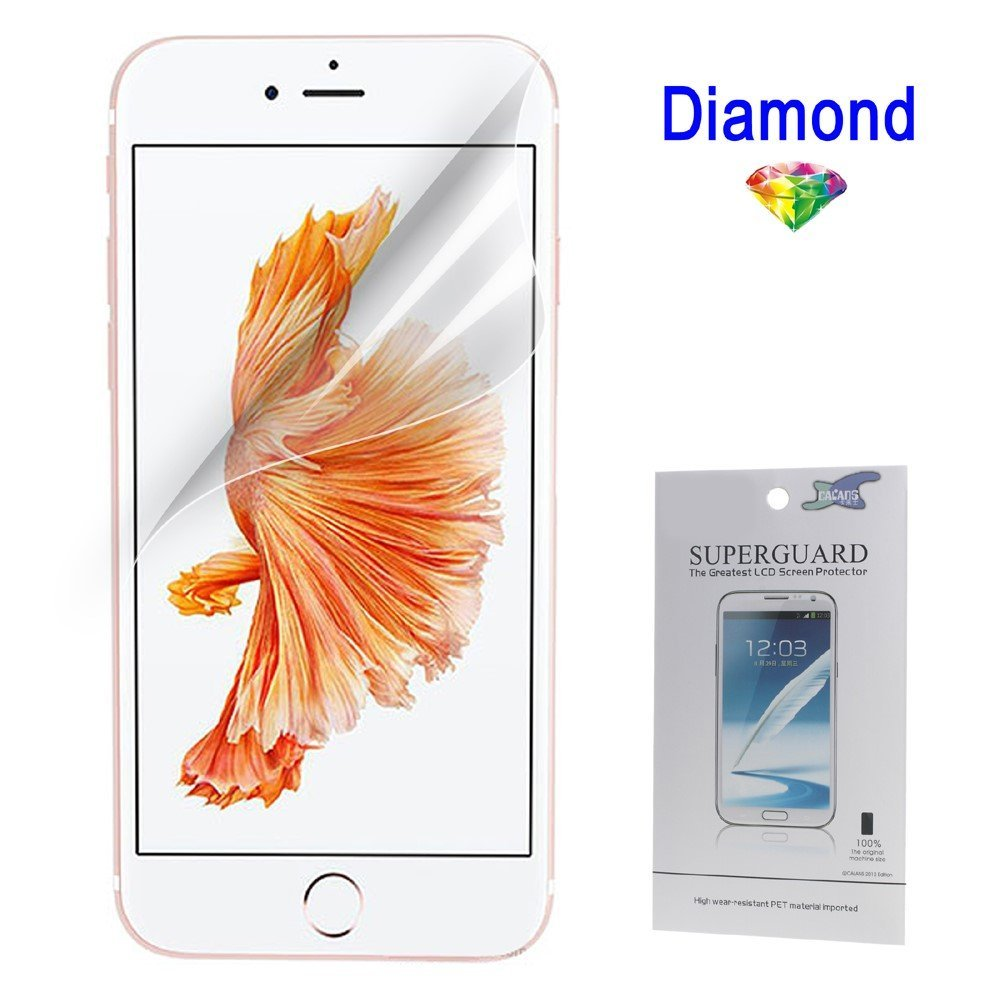 Image of Apple iPhone 7/8 Plus Yourmate Diamond Skærmbeskyttelse