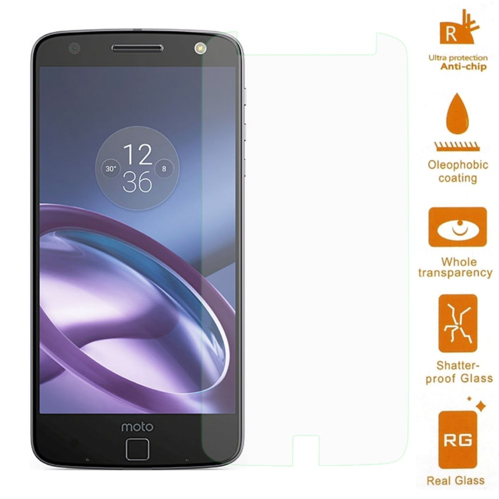 Image of Motorola Moto Z PanserPro Hærdet Glas Skærmbeskyttelse
