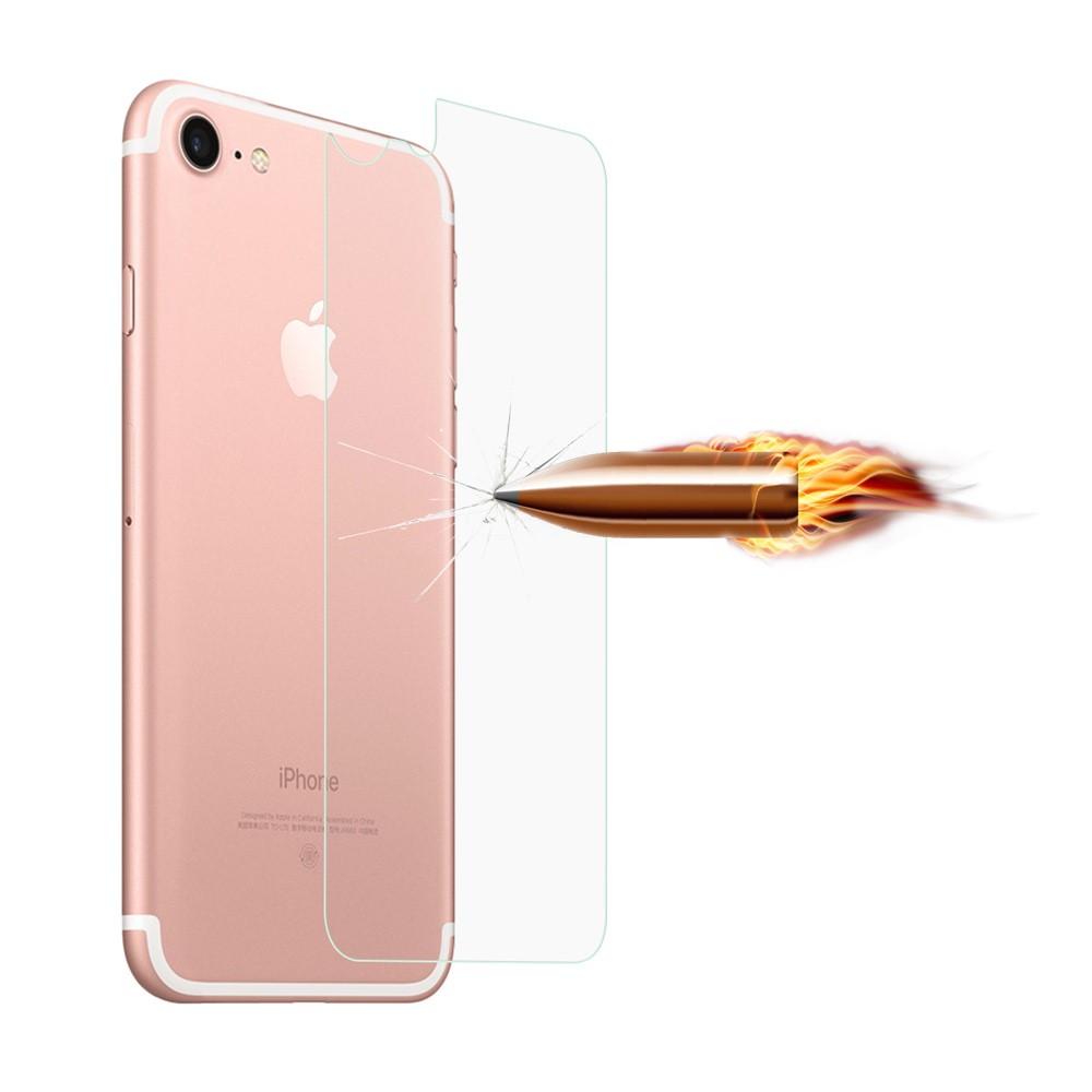 Image of Apple iPhone 7/8 PanserPro Hærdet Glas Bagbeskyttelse