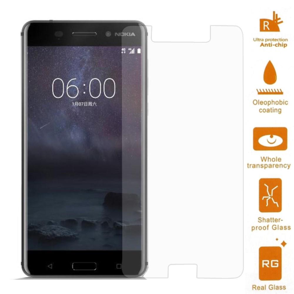 Nokia 6 Skærmbeskyttelse