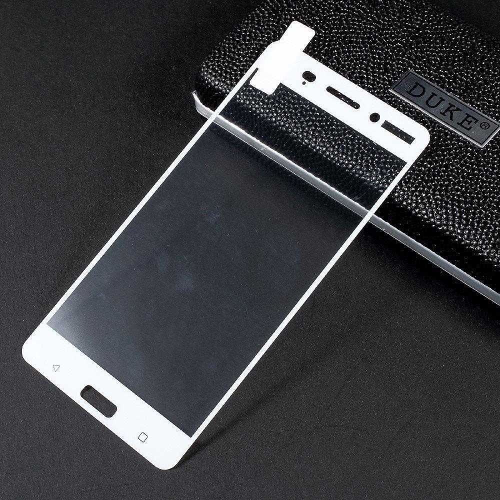 Image of Nokia 6 PanserPro Full-Size Hærdet Glas - Hvid