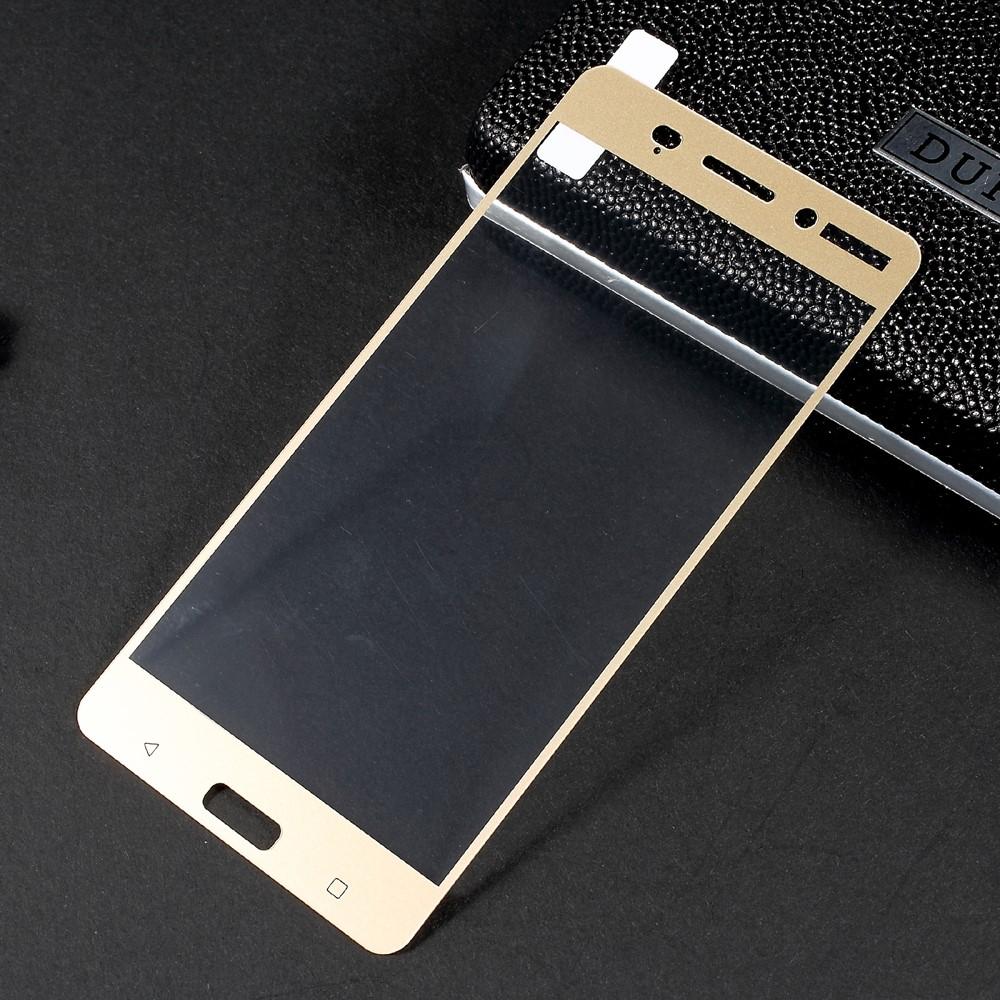 Nokia 6 PanserPro Full-Size Hærdet Glas - Guld