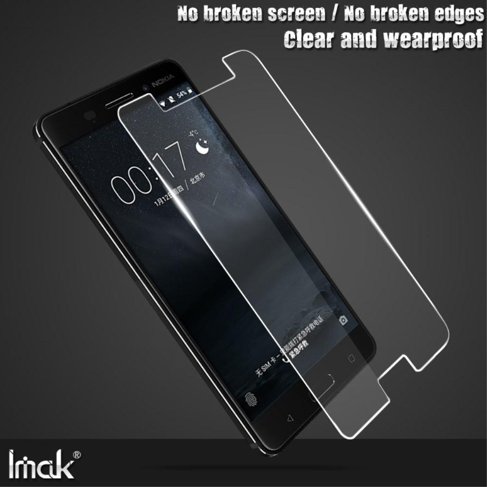 Image of Nokia 6 IMAK TPU Skærmbeskyttelse