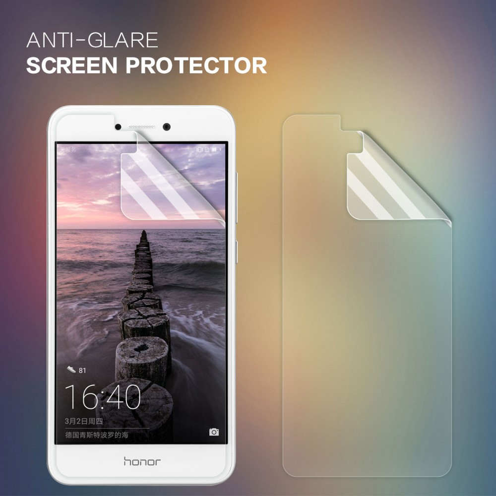 Image of   Huawei Honor 8 Lite NILLKIN Mat Anti-scratch Skærmbeskyttelse