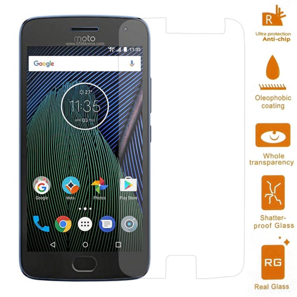 Motorola Moto G5 Plus Skærmbeskyttelse